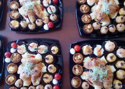 Catering by NOVA Catering27