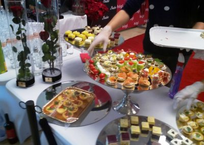 Catering by NOVA Catering10